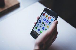 【Android】スマホのモバイルデータ通信量を確認する方法