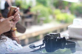 写ルンです風の写真が撮れるカメラアプリ「Huji cam」の使い方