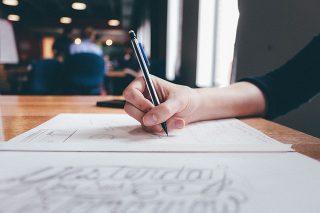 【iPhone】メモアプリを使って手書きでメモをとる方法