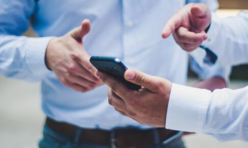 携帯電話の解約とLINE