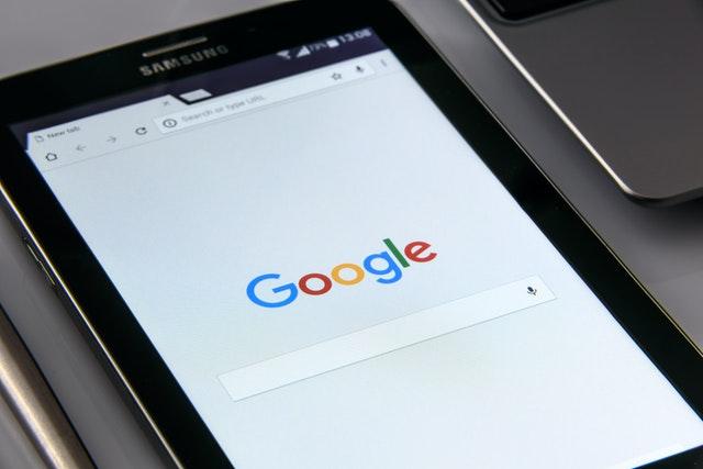 Googleの検索窓に文字入力ができない場合の対処法